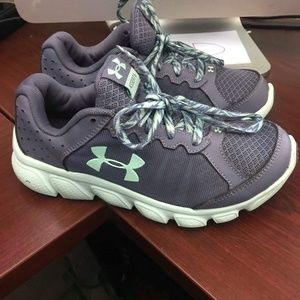 Under Armour Shoes - Under Armour Micro Assert